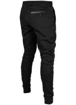 Pantalones de chándal Venum Petrosyan negro-oro