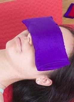 Almohadilla de Ojos Yoga