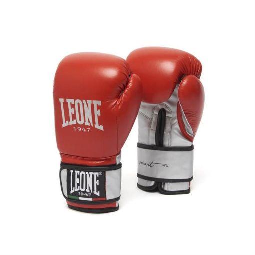 Guantes de Boxeo Leone 1947 Smart Rojo