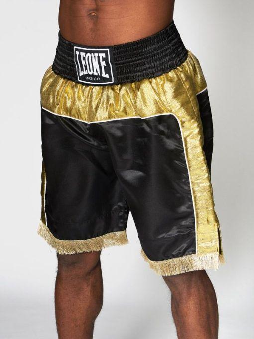 Pantalon Boxeo Leone Legend Negro