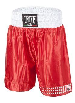 Pantalon de Boxeo Leone Color rojo