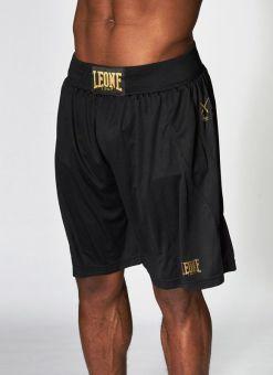 Pantalon entreno Leone Essential Negro