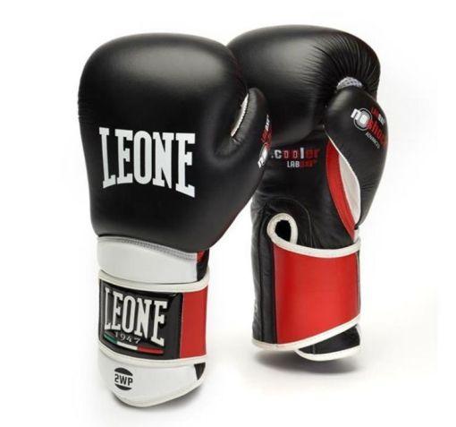 Guantes de Boxeo Leone Il Tecnico Negro