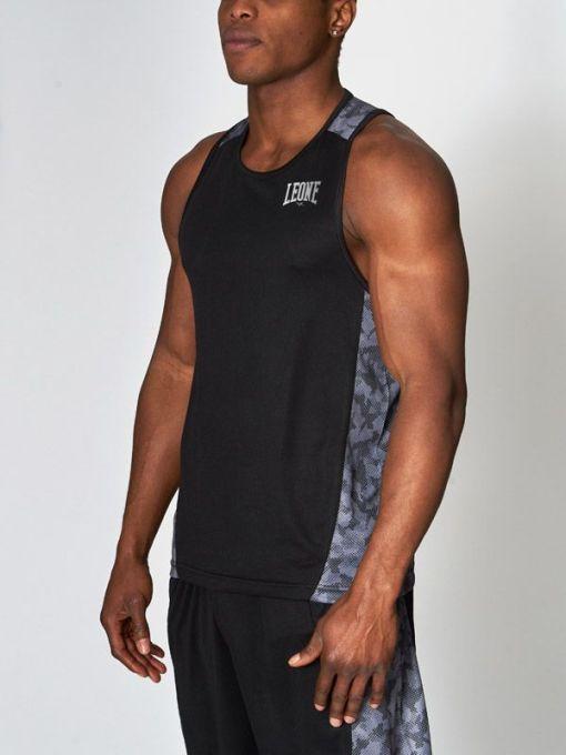 Camiseta Leone tecnica negra Extrema 3
