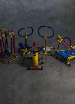Mini Gym Completo