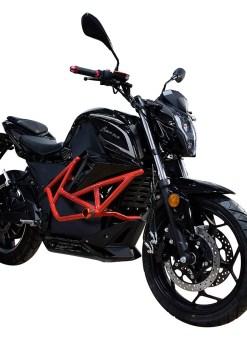 Moto Eléctrica ebroh Bravo GLE Negro