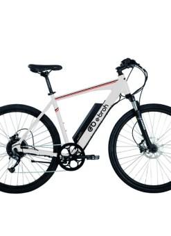 Bicicleta Eléctrica ebroh Cierzo Blanco