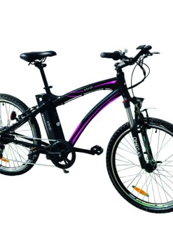Bicicleta Eléctrica ebroh Odin Negro