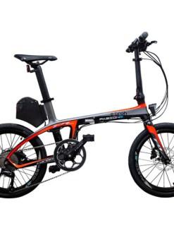 Bicicleta Eléctrica ebroh Pasione Naranja