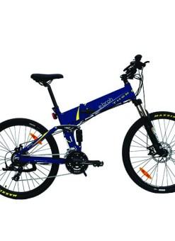 Bicicleta Eléctrica Ebroh Thor Azul