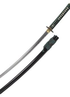 Katana Folded Midori Acero Aisi 1060