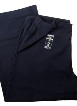 Pantalón Kamikaze negro - Kobudo