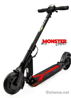 BOOSTER MONSTER SPORT