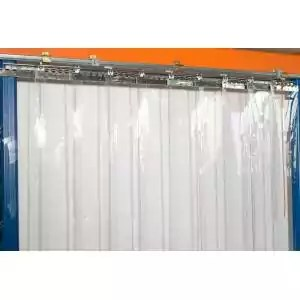 Porte A Lanieres Repliables En Accordeon Sur Mesure Porte Extensible
