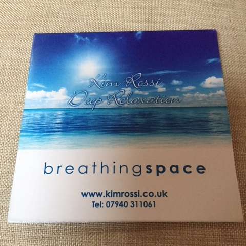 Deep Relaxation Experience CD