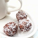 Almond Coconut Balls