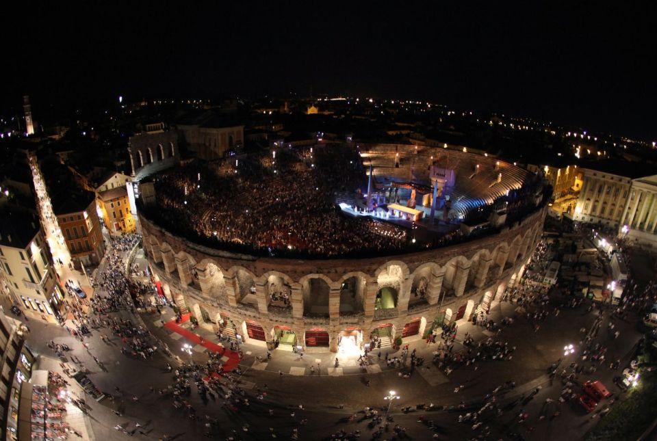 Arena Italië Italy opera Verona