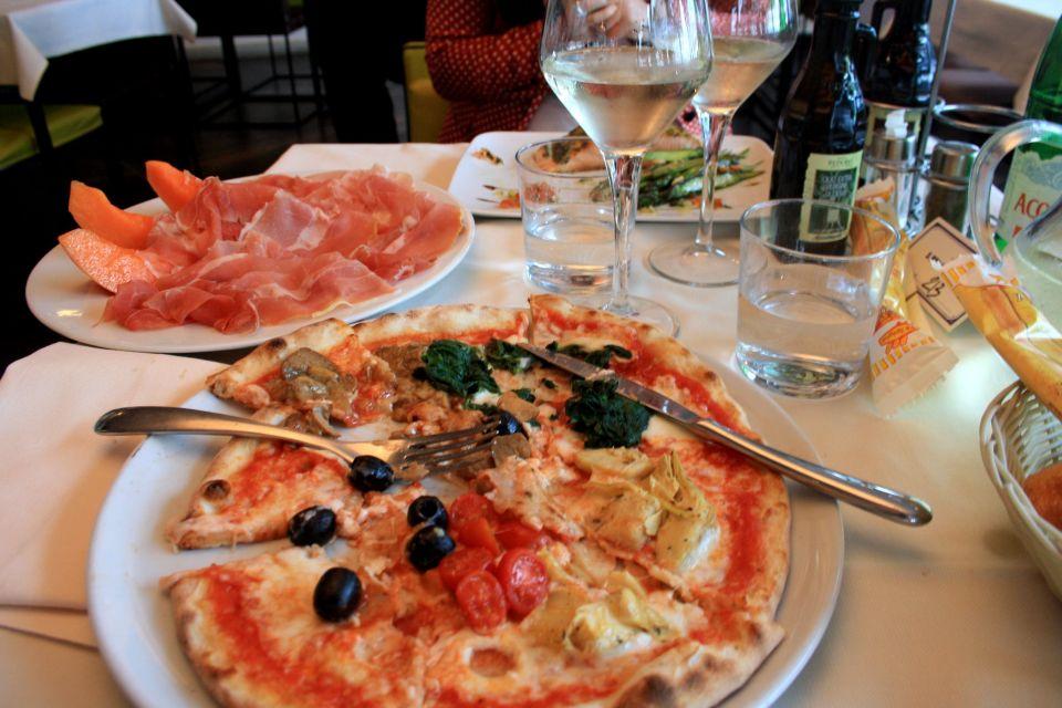 italian food eten pasta pizza verona italië italy