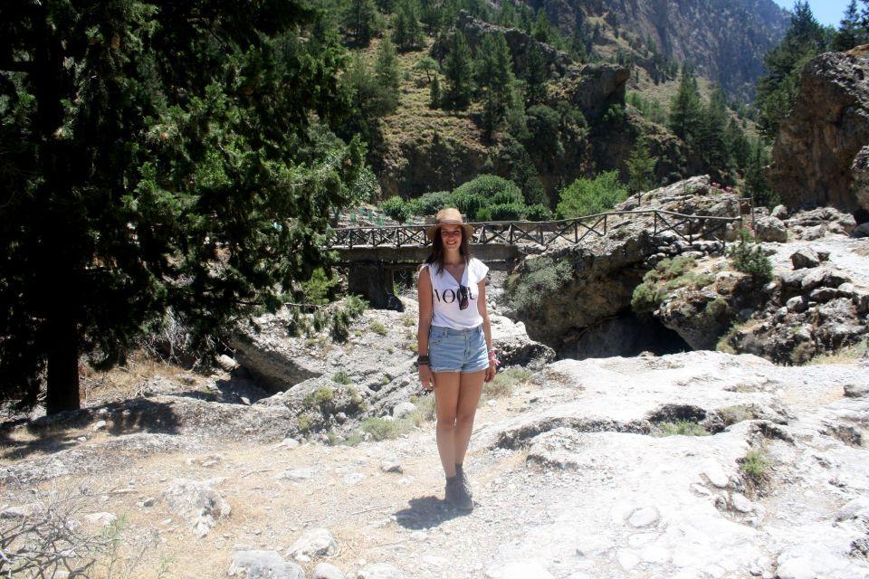 samariakloof samaria kloof crete kreta greece griekenland