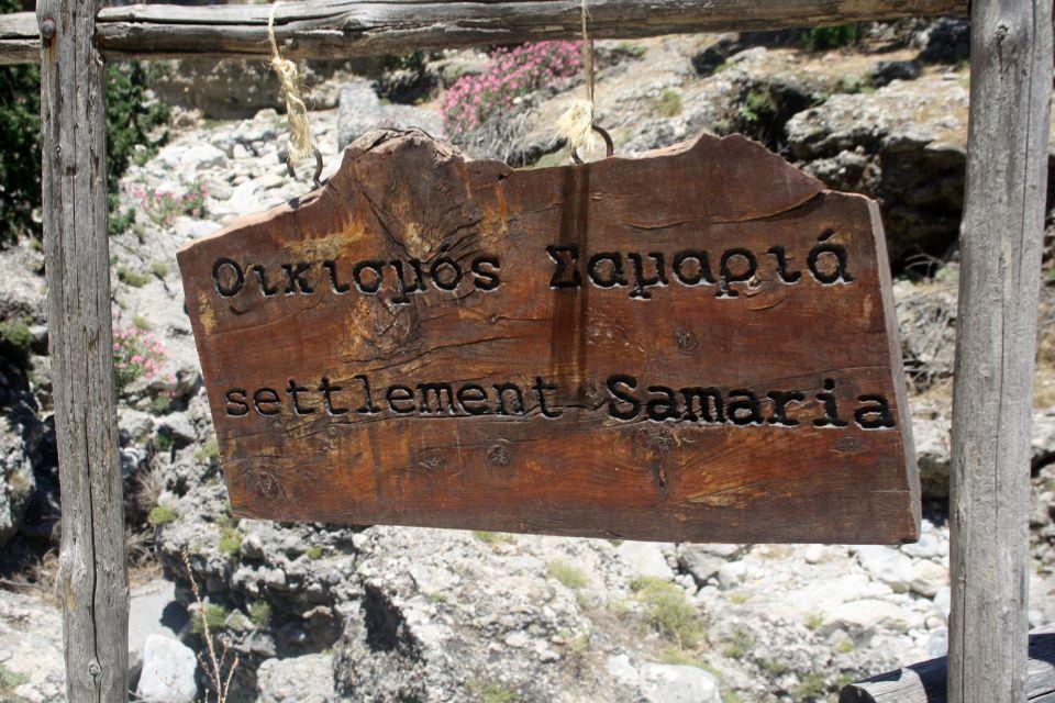 samariakloof samaria kloof crete kreta griekenland greece