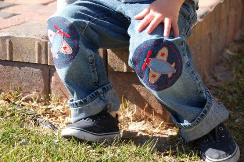 patch applicatie patches broek backpack