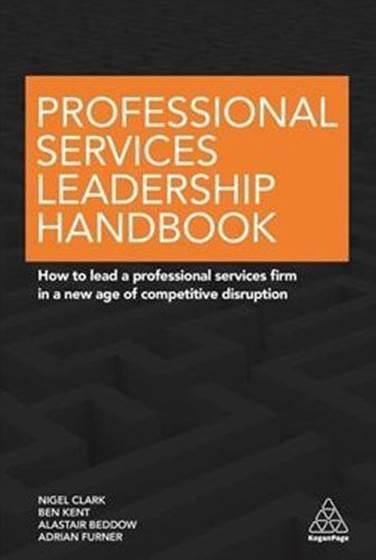 Professional services leadership handbook