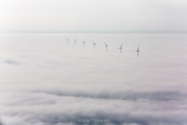 Wind mills in heaven