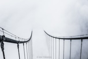 Heavy fog