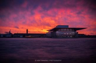 Sunrise @ Cph Opera