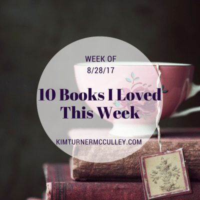 10 Books I Loved This Week