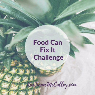 Food Can Fix It Challenge