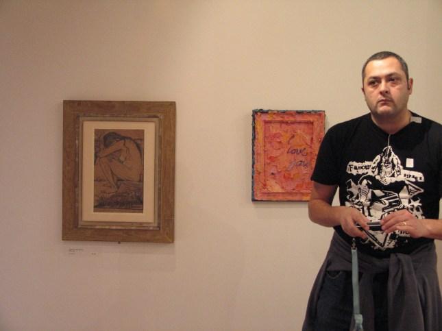 'Van Gogh Project' courtesy of Ania Bas 2009