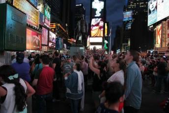 Times Square, SeeMe, 2014