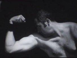 'MightyMan' still, courtesy of Rebecca Marshall, 2009