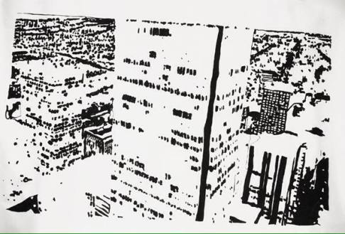 ink drawing 2 2005
