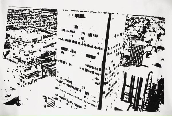 ink drawing 2005