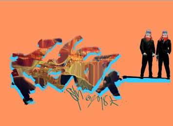 Stone Graff and Twins 2018