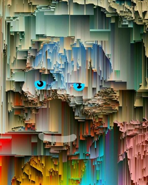 Rainbow eyes 2019