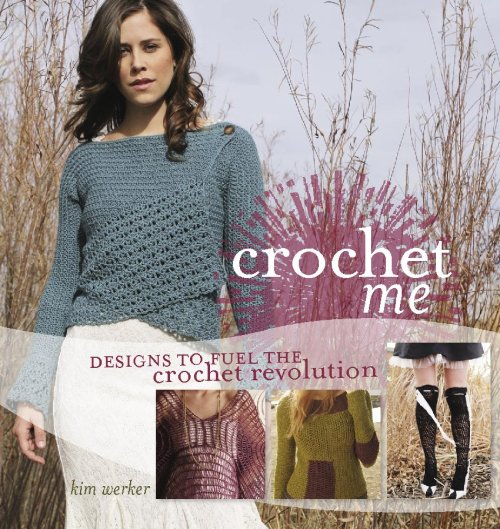 Crochet Me book cover