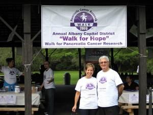 Pancreatic Cancer Walk, Albany, NY - photo