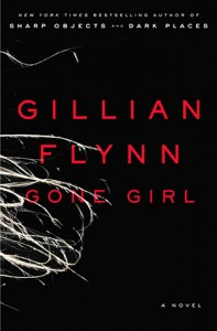 Gone Girl, by Gillian Flynn - cover image