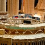 Toothpick Yankee Stadium