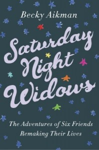Saturday Night Widows, book cover image
