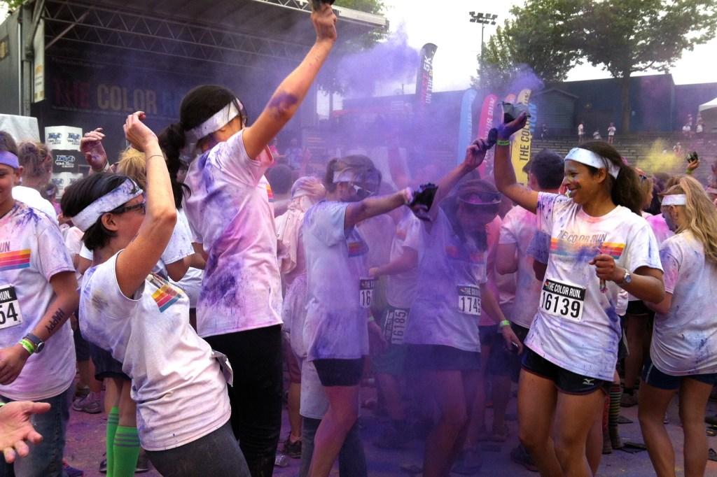 Color Run Vancouver