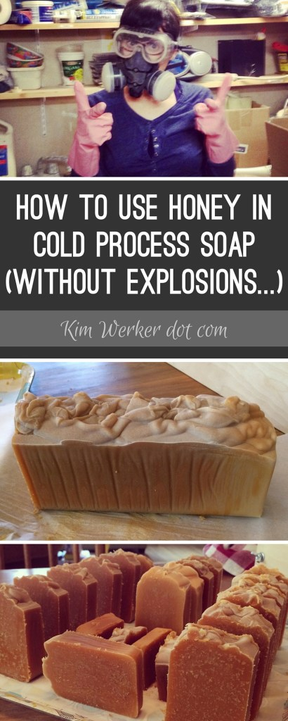 Using Honey in Cold Process Soap