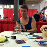 """No Rules with Paper Hats"" – Vancouver Mini Maker Faire 2014"