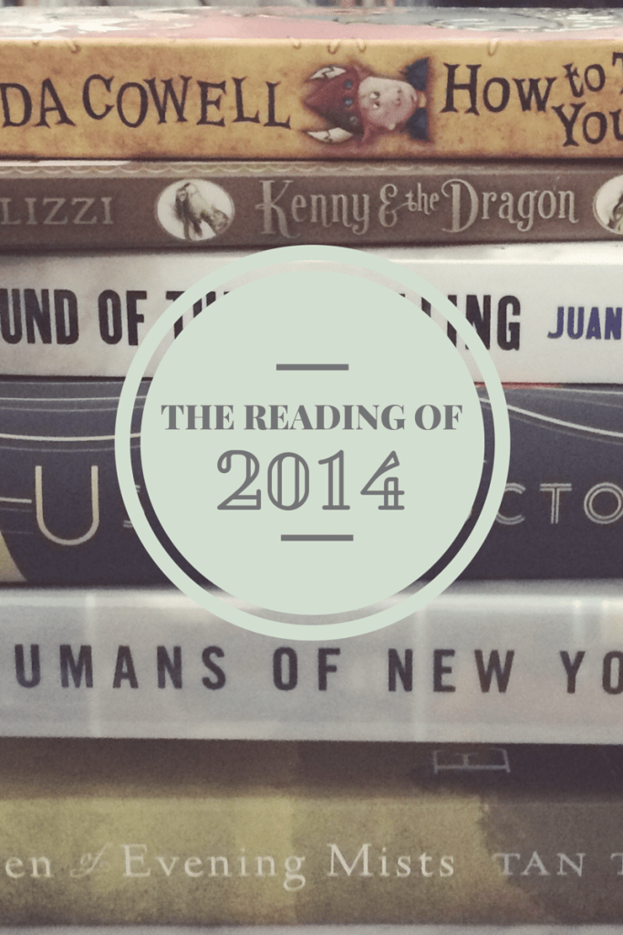 The reading of 2014