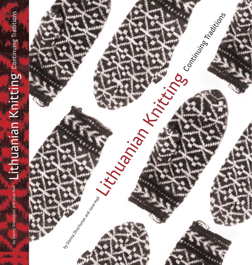 Lithuanian Knitting book cover