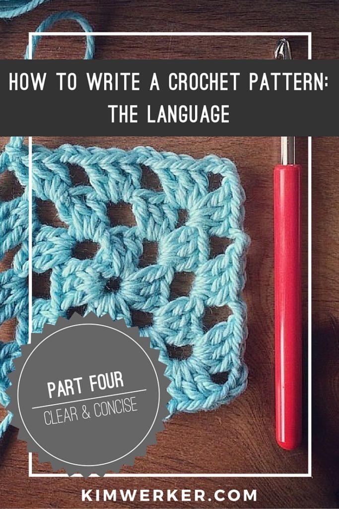 Crochet Pattern Pt 4 V1.0