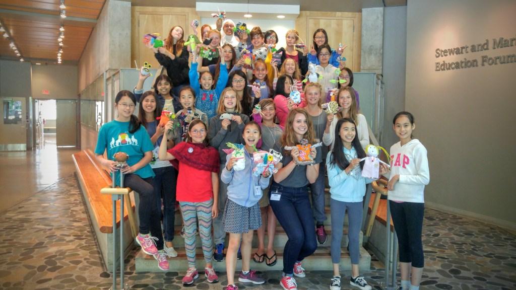 UBC Maker Camp 2016